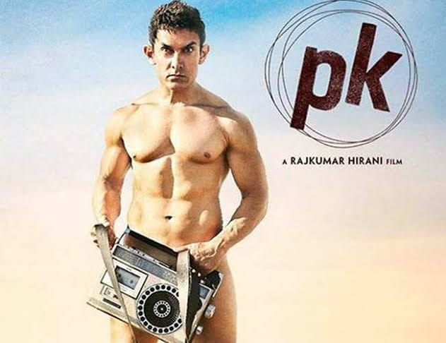 Aamir Khan Nude in PK