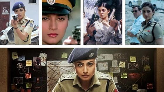 8 Bollywood Actresses Who Played A Powerful Role Of Police Officer