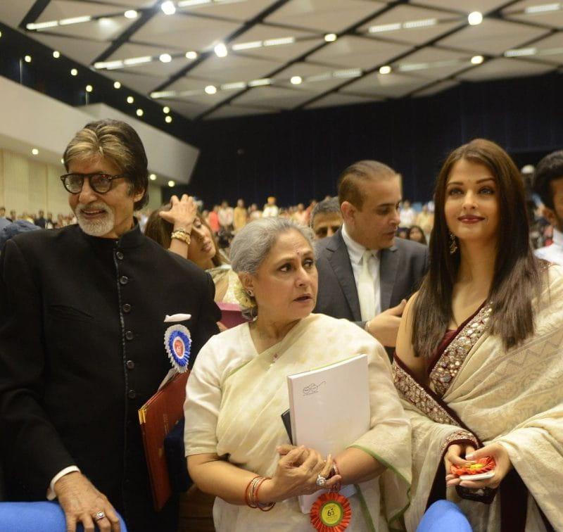 Amitabh Bachchan Jaya Bachchan aishwarya rai Bachchan