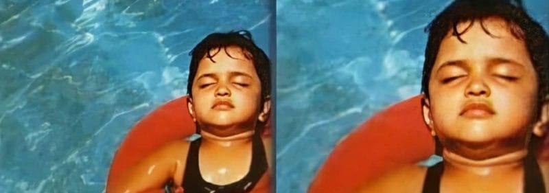 Ranveer Singh Childhood Pictures