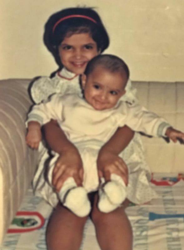Deepika Padukone A Childhood  Pictures
