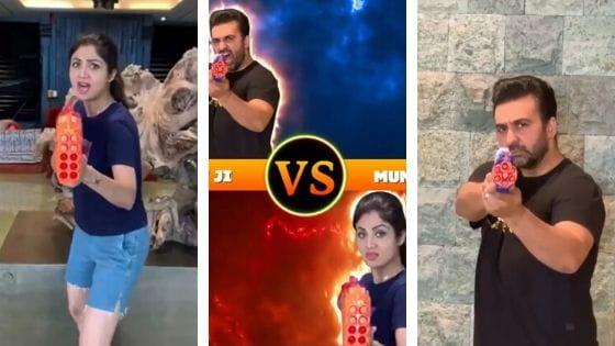 Shilpa Shetty Funny Mahabharat Video, Fight With Husband Raj Kundra