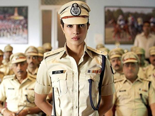 priyanka chopra gangaajal look in police officer