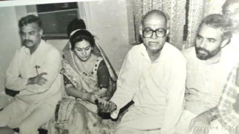 Ramayan Actress Dipika Chikhaliya With PM Modi