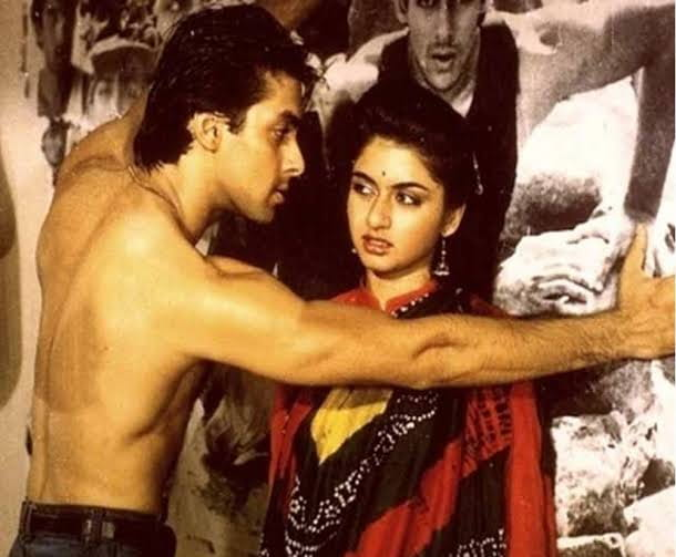 Salman Khan Was Asked To Catch And Smooch Bhagyashree
