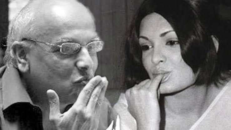 Parveen Babi And Mahesh Bhatt