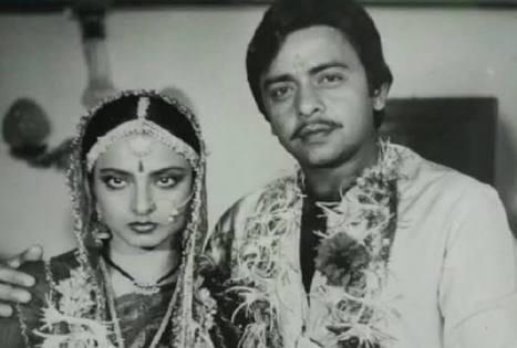 Rekha-Vinod Mehra