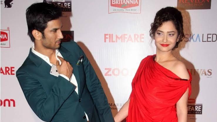 Sushant Singh Rajput And Ankita Lokhande
