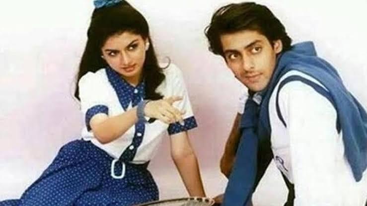 Salman Khan  Bhagyashree