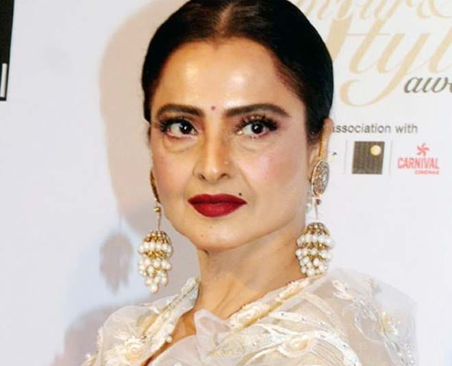 Rekha beauty