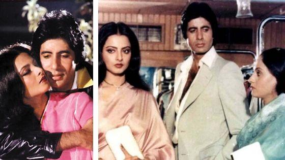 Jaya Bachchan Slapped Rekha In Front Of Amitabh Bachchan