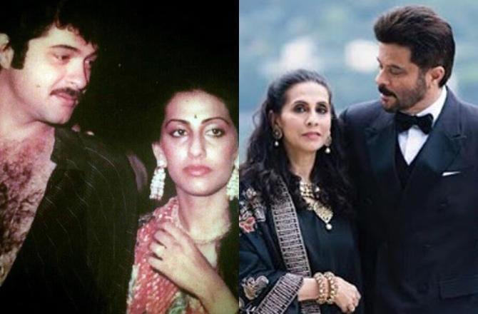 Anil And Sunita Kapoor