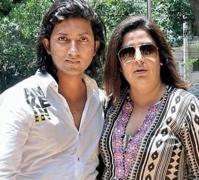 Shirish Kunder Farah khan