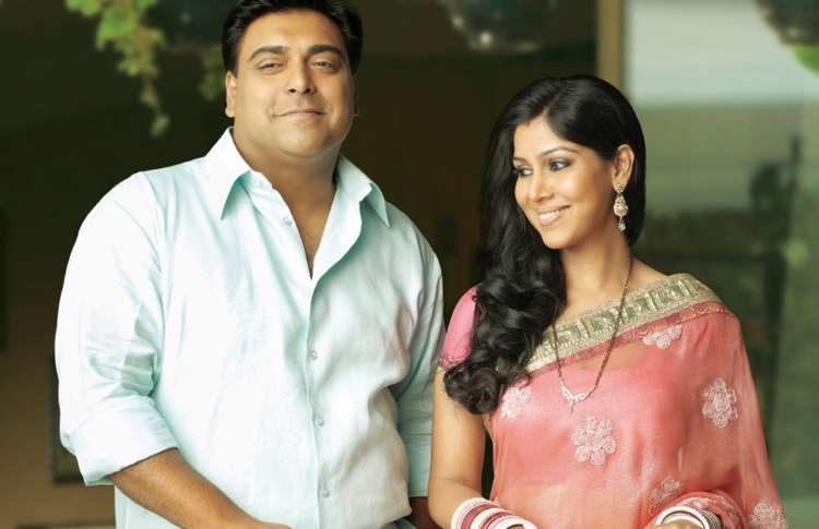Priya Sharma and ram kapoor