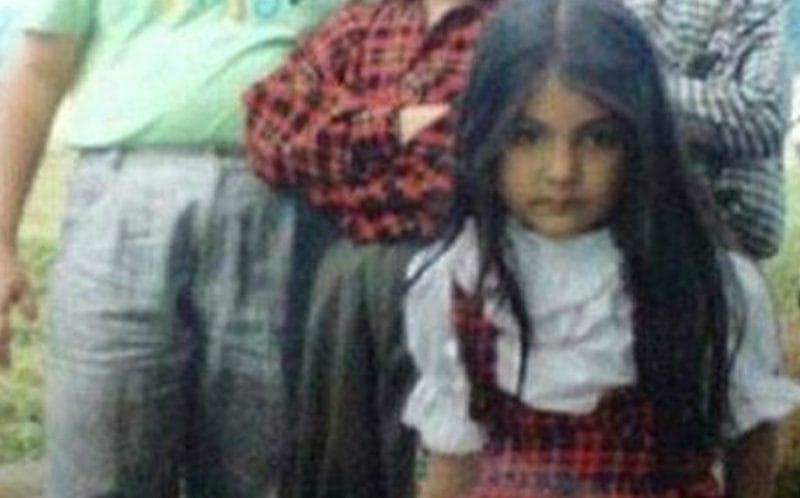 Anushka Sharma childhood