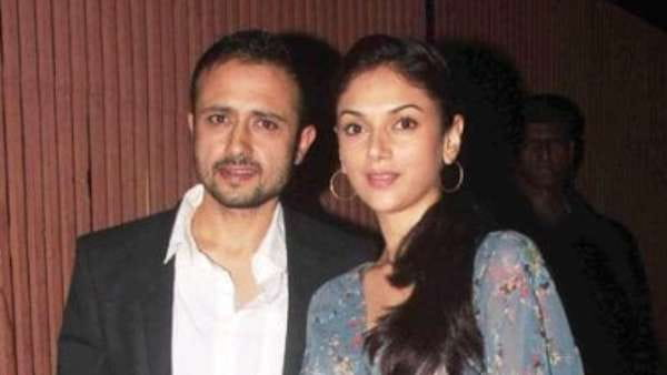 Masaba Gupta with her husband satyadeep Mishra