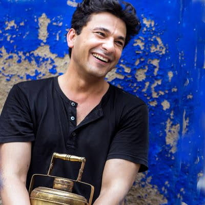 Star Chef Vikas Khanna