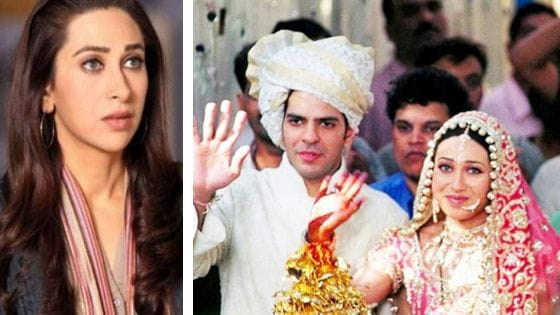 Karishma Kapoor marriage pic