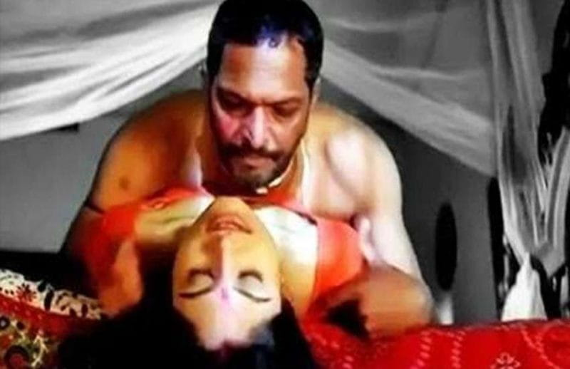 Nana Patekar And Ayesha Jhulka
