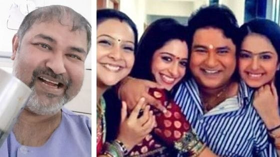 'Sasural Simar Ka' Actor Ashiesh Roy