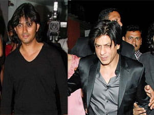 farah khan husband and Shah Rukh Khan