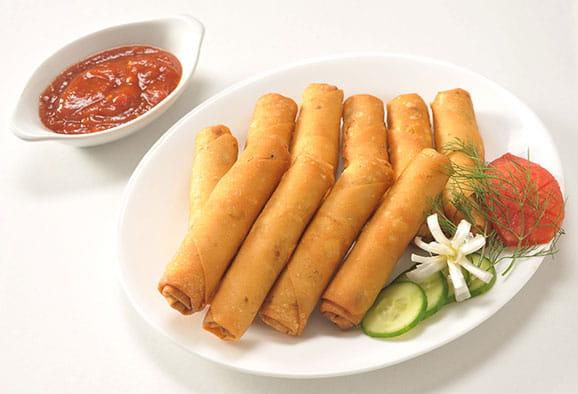 Crunchy Semolina Fingers
