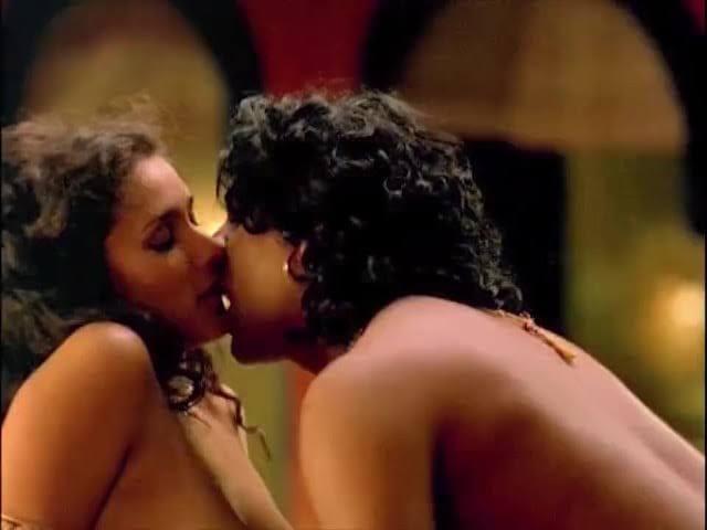 Indira Varma topless