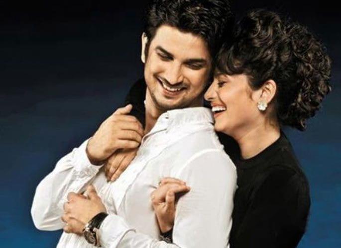 Ankita and Sushant