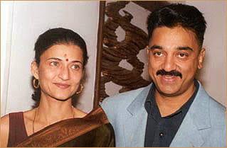 Kamal Haasan Sarika Hassan