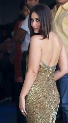 Kareena Kapoor in backless dress
