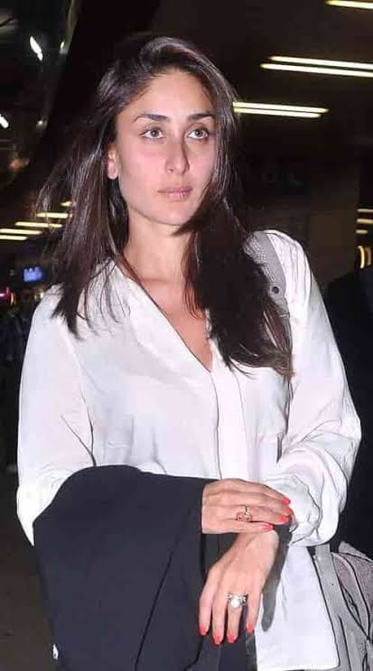 Kareena Kapoor without makeup natural look