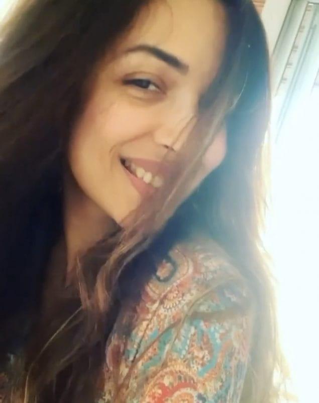 Malika Arora  cute