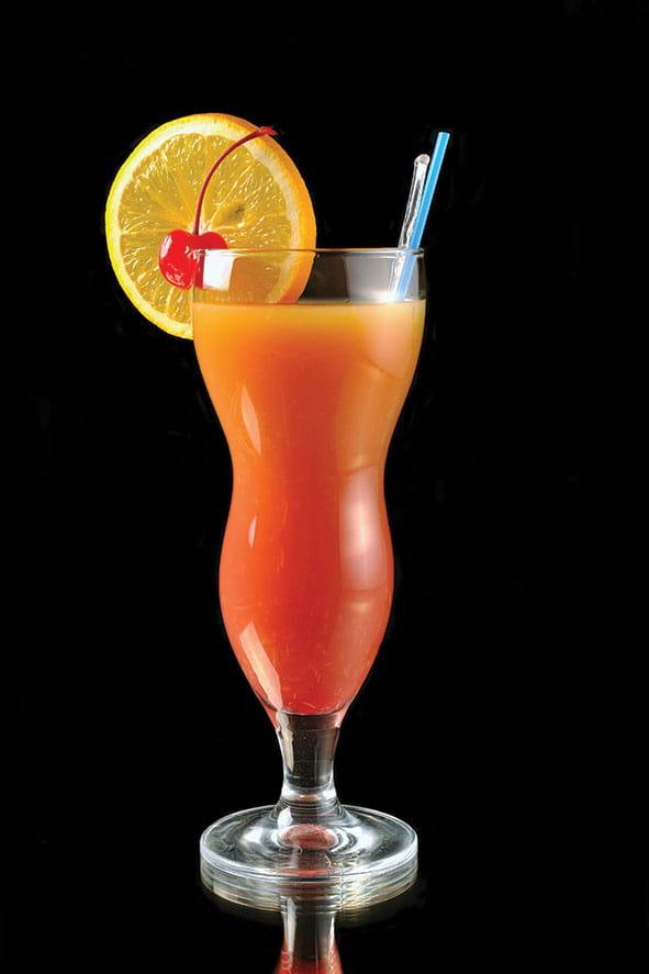Tropical Fruit Crush