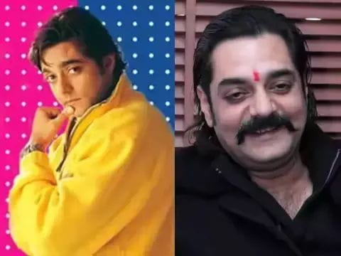 Chandrachur Singh fit to fat