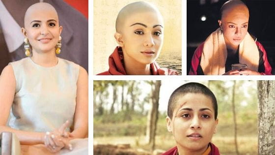 Bollywood Actresses Who Went Bald For Roles In The Movies