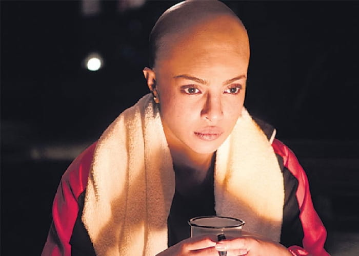 Priyanka Chopra from film marry kom