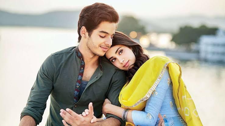 Janhvi Kapoor - Ishaan Khattar