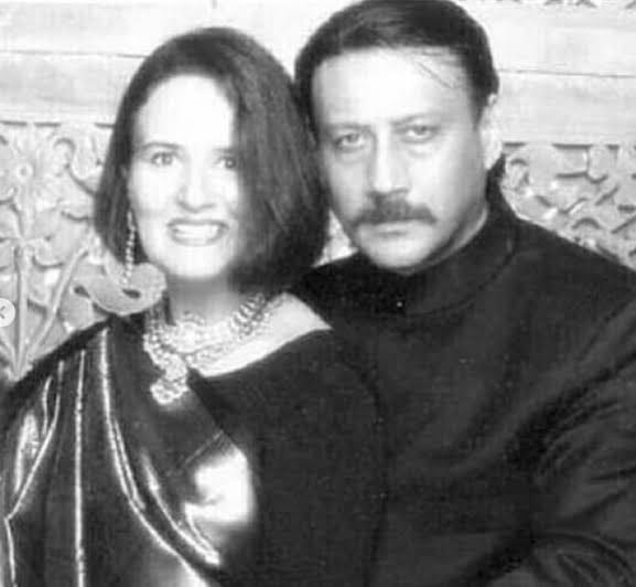 Jackie Shroff And Ayesha