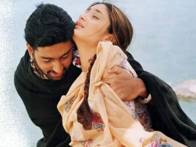 Kareena Kapoor - Abhishek Bachchan