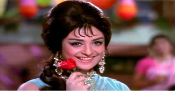 Saira Banu – Film Padosan