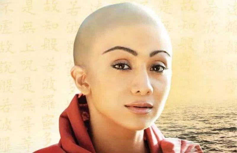 Shilpa Shetty bald look