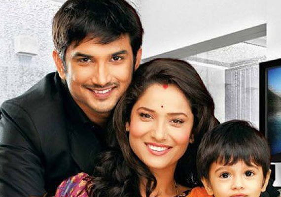 Sushant and Ankita