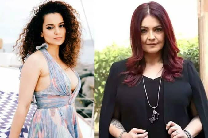 Pooja Bhatt and Kangana Ranaut