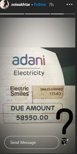 Adani Electric Bill