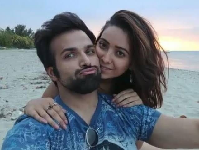 Ritwik Dhanjani and Asha Negi