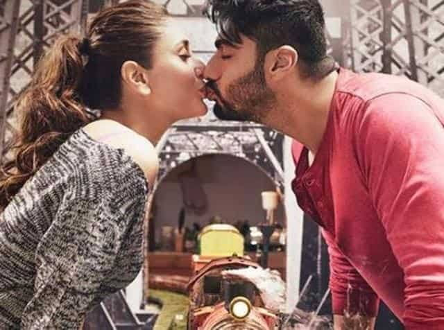 Arjun Kapoor and Kareena Kapoor