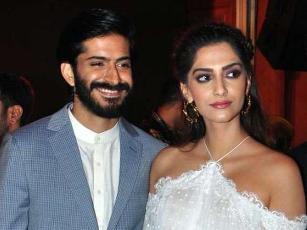 Sonam Kapoor and Harshvardhan Kapoor