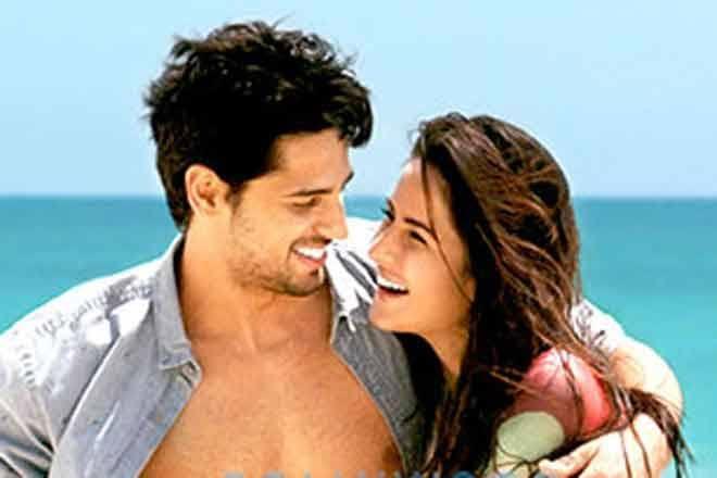 Katrina Kaif and Siddharth Malhotra