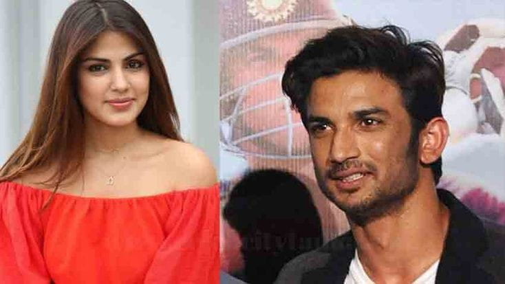 Rhea for Breakup With Sushant