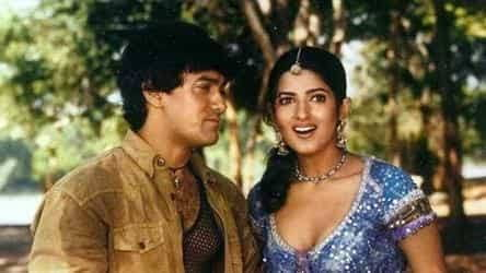 Aamir Khan and Twinkle Khanna